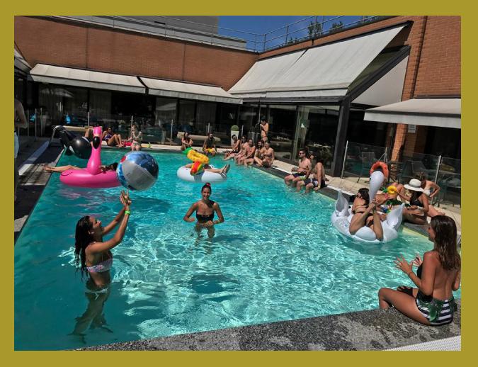 Novotel novoeventi pool party