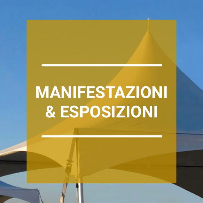 Manifestazioni ed Esposizioni